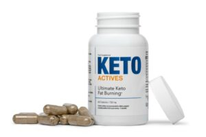 Contre-indications des pilules keto